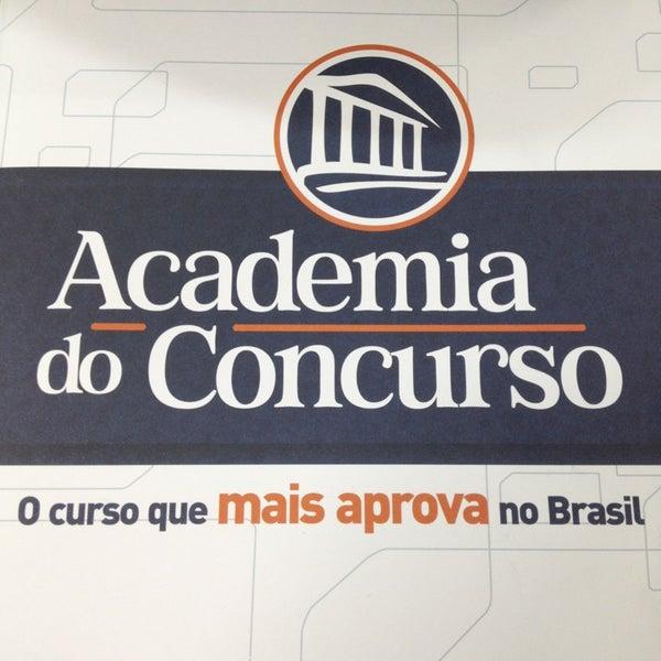 Foto tirada no(a) Academia do Concurso por Isadora N. em 6/29/2013