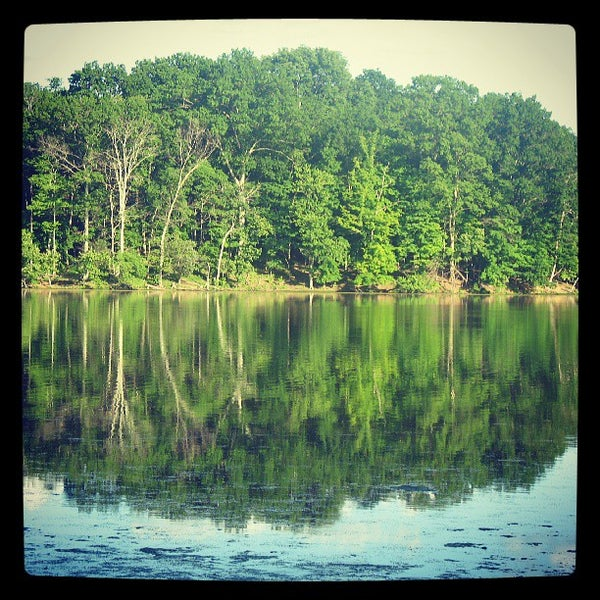 Photo taken at Radnor Lake State Park by Beth W. on 7/3/2013