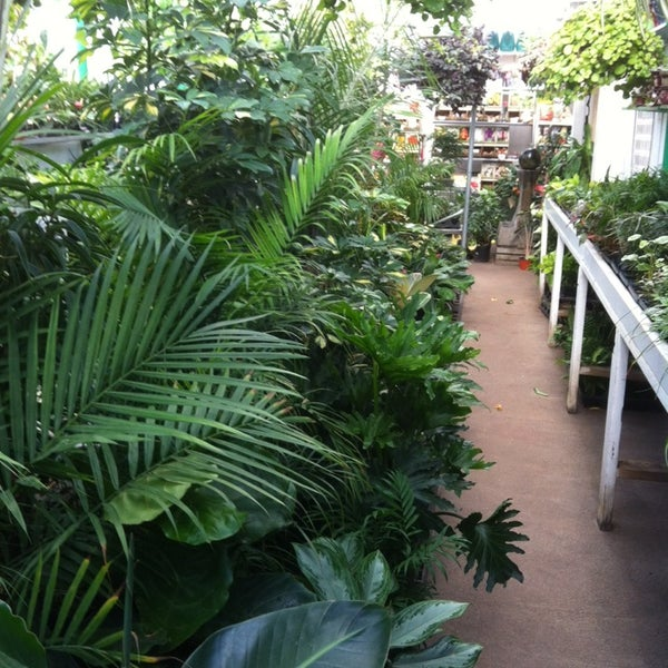 Photo Taken At Bayeru0026#39;s Garden Shop By Tim B. On 1