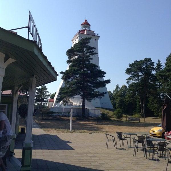 Photo taken at Kõpu tuletorn    Kõpu Lighthouse by Аня К. on 8/4/2014