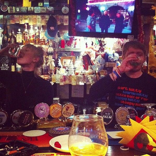 Снимок сделан в KwakInn пользователем Viktoriya P. 12/10/2012
