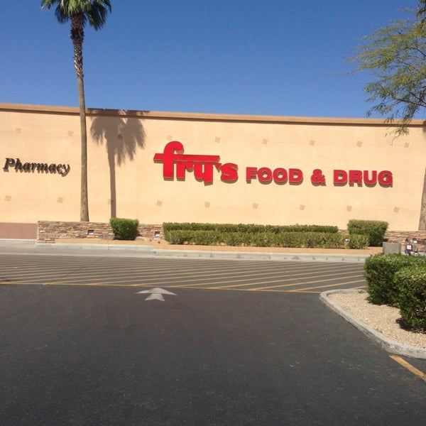 Photo taken at Fry's Food Store by Addie S. on 3/17/2013