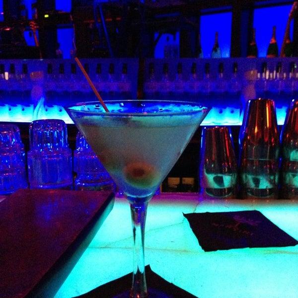 Photo taken at Blue Martini Brickell by Joel C. on 7/21/2013