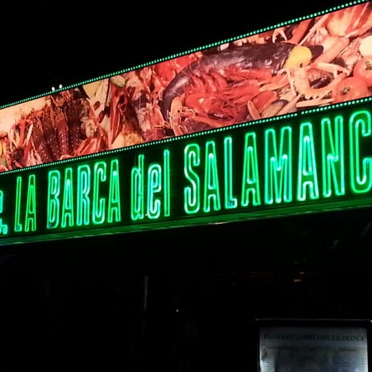 Foto tomada en La Barca del Salamanca por Herrick H. el 10/16/2012
