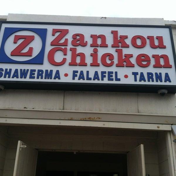 Photo taken at Zankou Chicken by Monica A. on 3/27/2013