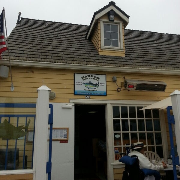 Photo taken at Harbor Fish and Chips by John G. on 6/1/2013