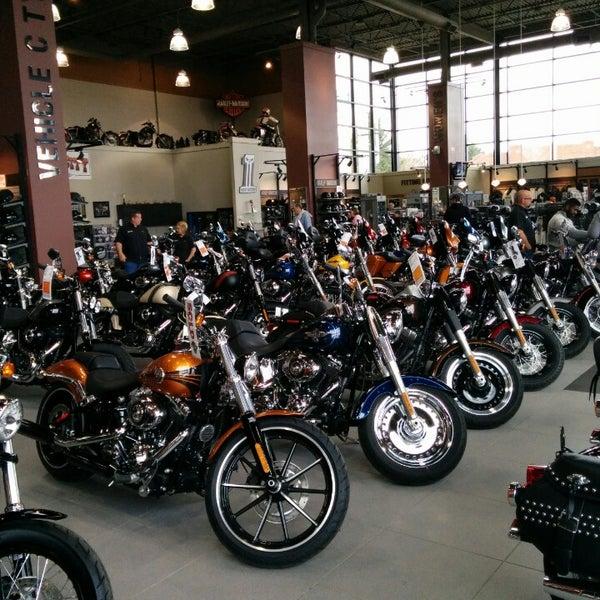 Photos at Vehicle City Harley-Davidson - Flint, MI
