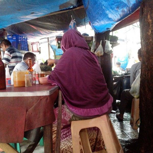 Photo taken at Pasar Asemka by Saifuddin Z. on 2/26/2014