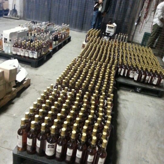 Photo taken at Union Beer Distributors by Scott H. on 12/5/2012