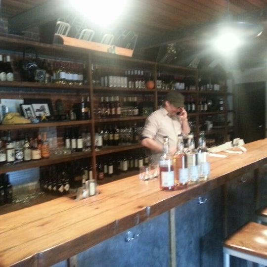Photo taken at Custom Wine Bar by Scott H. on 12/6/2012