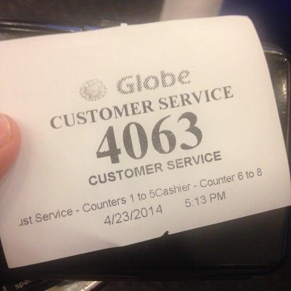 Photo taken at Globe Business Center by Mαcky V. on 4/23/2014