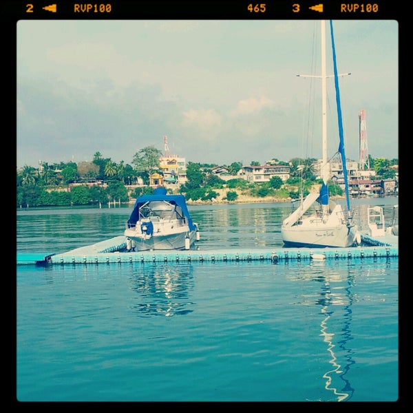 Photo taken at Tagbilaran City Bohol Port by Jessica R. on 3/6/2013