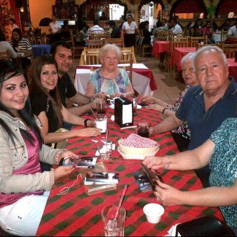 Photo taken at Felipe's by Luis R. on 1/4/2014