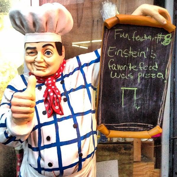 Photo taken at Antonio's Pizzeria by Zach L. on 5/25/2013