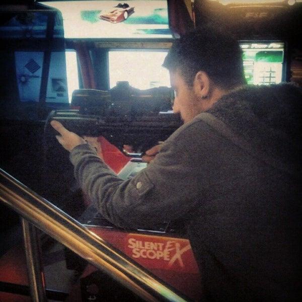 11/16/2012 tarihinde Mustafa K.ziyaretçi tarafından Fantasyland Oyun Merkezi & Coffee'de çekilen fotoğraf