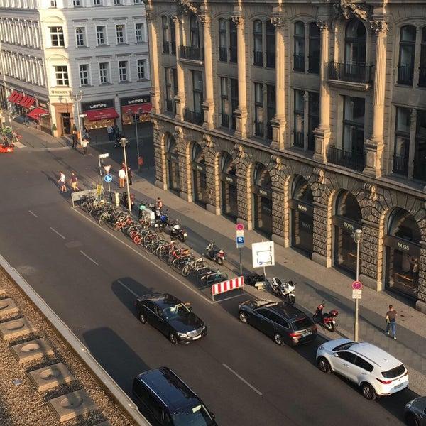 Das Foto wurde bei The Westin Grand Berlin von Ece G. am 8/29/2018 aufgenommen