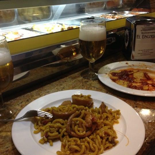Foto scattata a Restaurante El Escorial da Luis P. il 11/9/2012