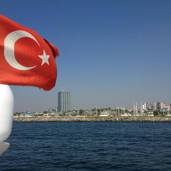 7/29/2013 tarihinde Goke C.ziyaretçi tarafından Ataköy Marina'de çekilen fotoğraf