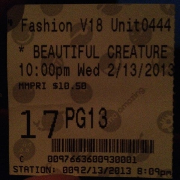 Photo taken at AMC Fashion Valley 18 by Charity Z. on 2/14/2013