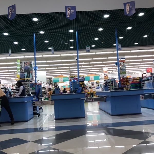 Photo taken at Lulu Hypermarket by Harun R. on 2/25/2017