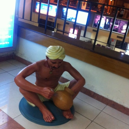 Photo taken at Goa International Airport / Dabolim Airport (GOI) by Shaxna on 10/14/2012