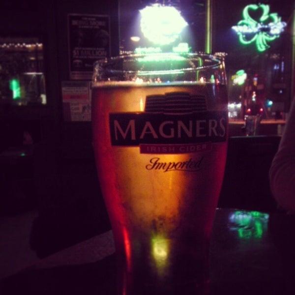 Photo taken at Dubliner Pub by Brittanie M. on 2/17/2014