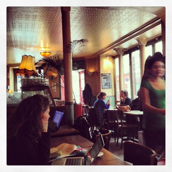 Photo taken at Café de l'Industrie by Danny T. on 3/21/2013