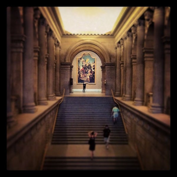 Photo taken at Metropolitan Museum of Art by Michael A. on 6/2/2013