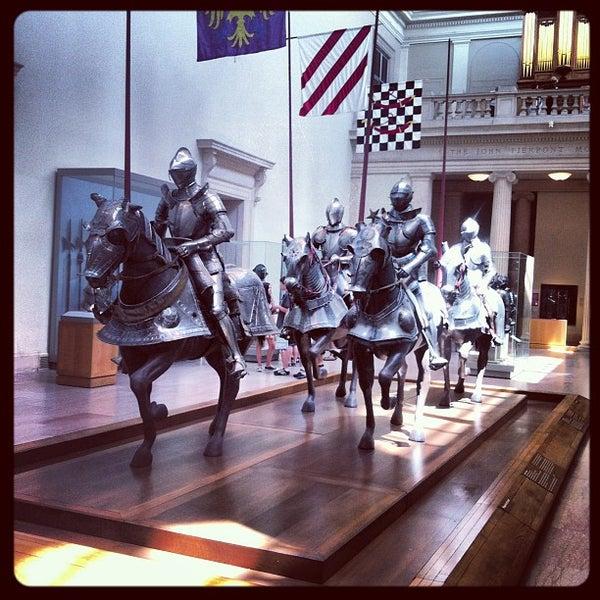 Photo taken at Metropolitan Museum of Art by Michael A. on 6/2/2013