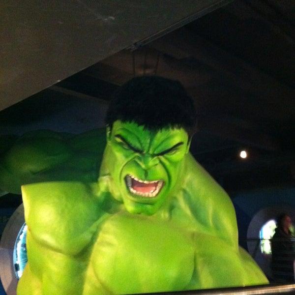 Photo taken at Madame Tussauds by M. K. on 1/15/2013