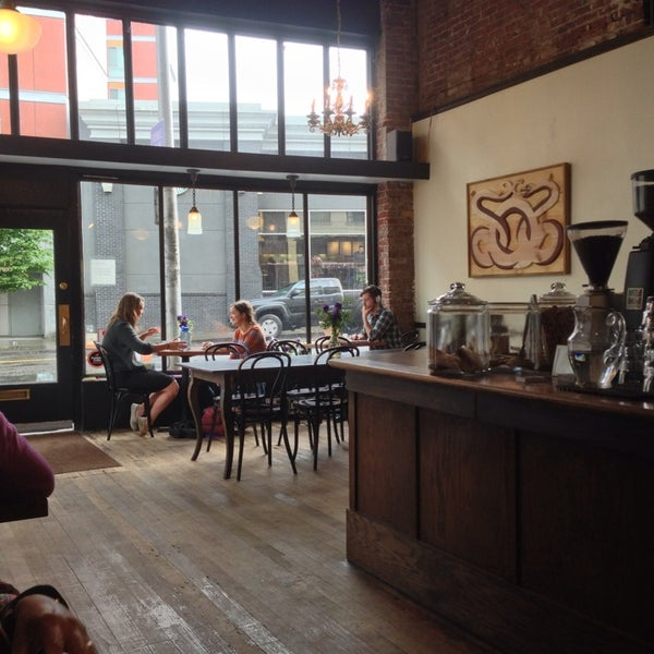 Photo taken at Coffeehouse Northwest by James H. on 6/12/2013