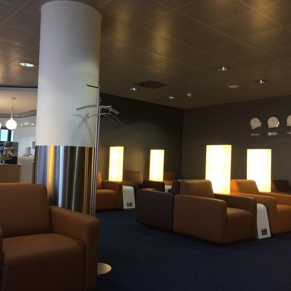 Foto tirada no(a) Lufthansa Senator Lounge por Jan G. em 7/11/2014