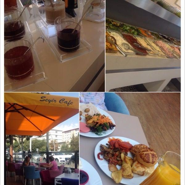 9/4/2014 tarihinde Alinn A.ziyaretçi tarafından Seyir Cafe'de çekilen fotoğraf