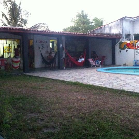 Foto tirada no(a) La Rocca Brasil - Beach Hostel Porto de Galinhas por Cristiano M. em 11/17/2012
