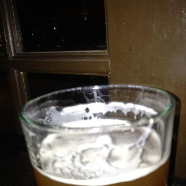 Photo taken at Amsterdam Ale House by Brad A. on 2/1/2014