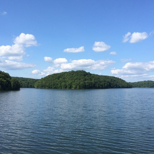 Photo taken at Croton Gorge Park by Robert N. on 7/20/2014