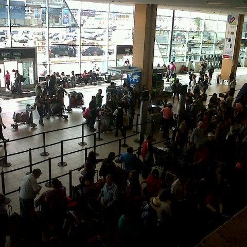 Photo taken at Jorge Chávez International Airport (LIM) by David C. on 5/15/2013