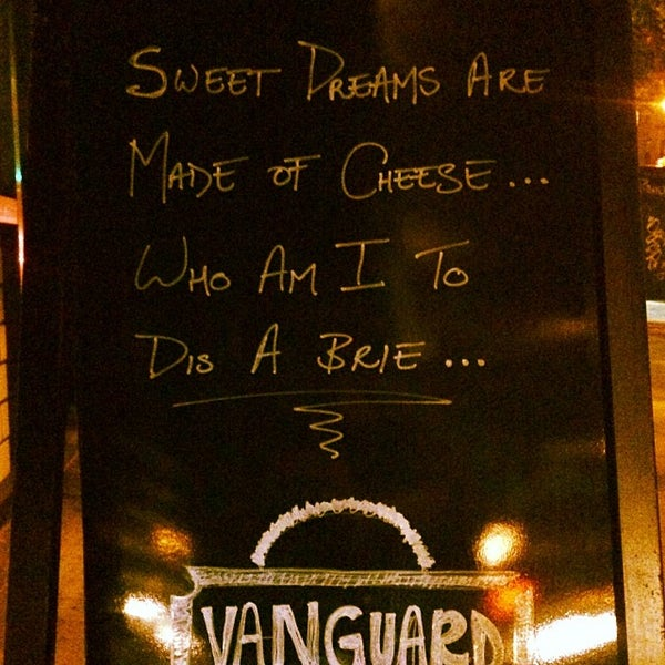 Photo taken at Vanguard Wine Bar by Brian L. on 11/17/2013