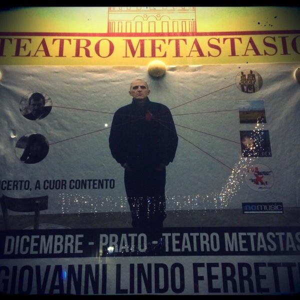 Das Foto wurde bei Teatro Metastasio von Marco C. am 12/16/2014 aufgenommen