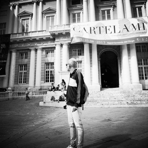 Foto scattata a Palazzo Ducale da Simone D. il 5/27/2013