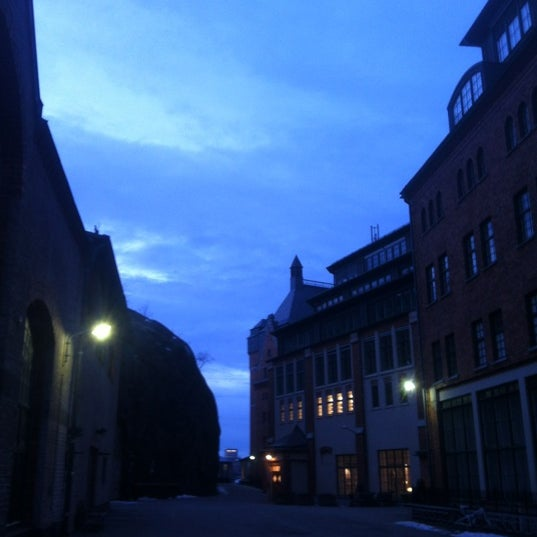 Photo taken at Münchenbryggeriet by Sofi K. on 1/6/2013