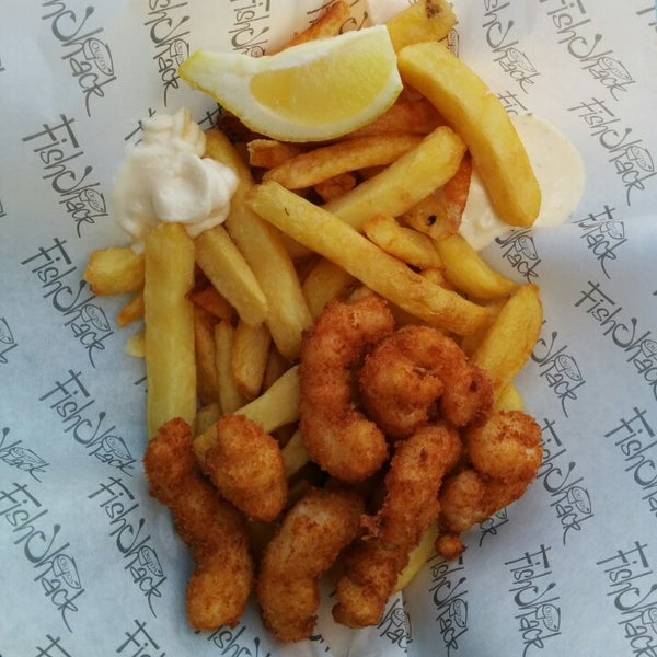 Fish Shack by Ouzos - Fish & Chips Shop in Dún Laoghaire