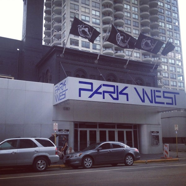 Photo taken at Park West by Tim B. on 5/31/2013
