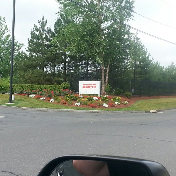 Photo taken at ESPN by Beer C. on 7/13/2014