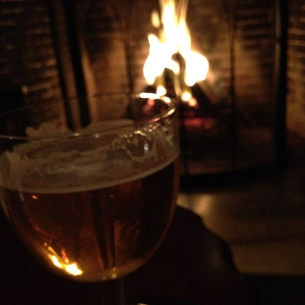 Photo taken at The Brewer's Art by Ipequey on 12/26/2012