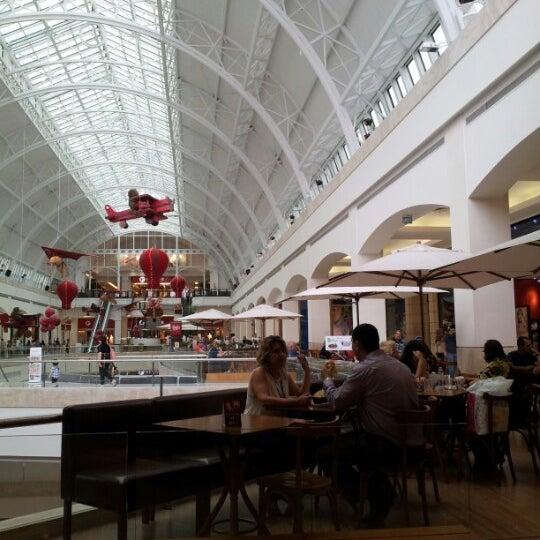 Photo taken at Shopping Iguatemi by Cristina M. on 12/12/2012