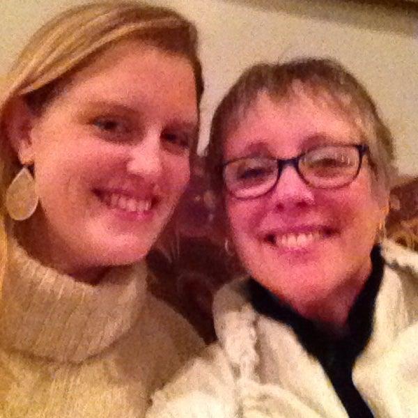 Photo taken at MOSAIC Restaurant Charleston by Nancy S. on 1/14/2014