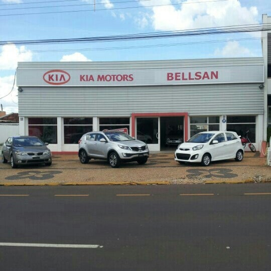 Photos At Bellsan Concession Rio Kia Motors Auto Dealership In Ara Atuba