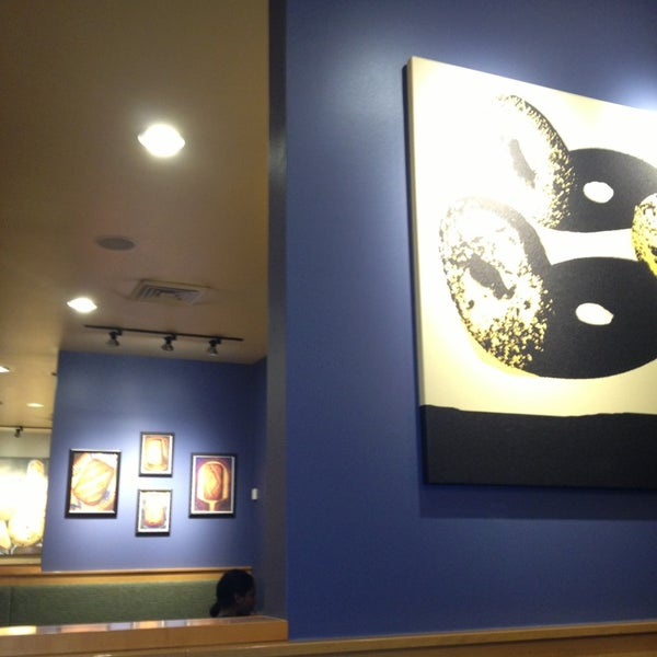 Photo taken at Panera Bread by Nathan L. on 7/10/2013