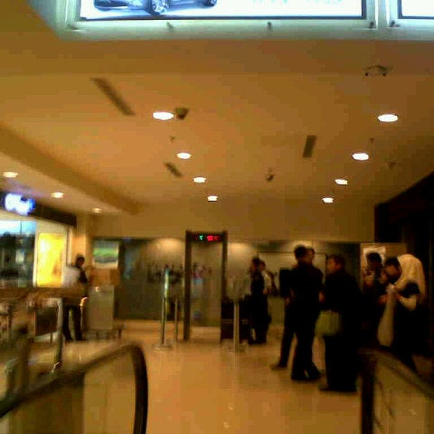 Photo taken at Pacific Place by Widianto N. on 3/8/2013